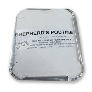 Shepherd's Poutine